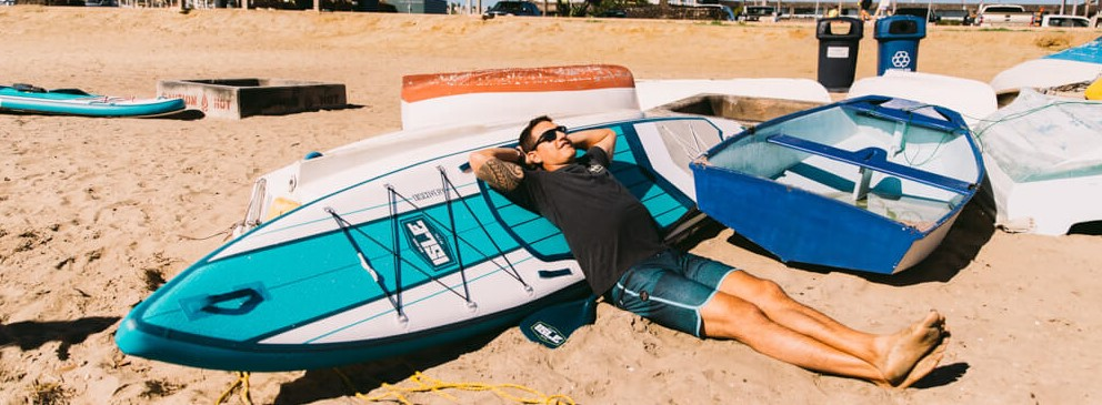 "ISLE 12'6"" Discovery Inflatable iSUP"