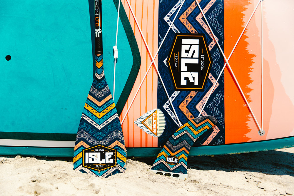 ISLE LIMITED EDITION GLIDER PADDLE BOARD