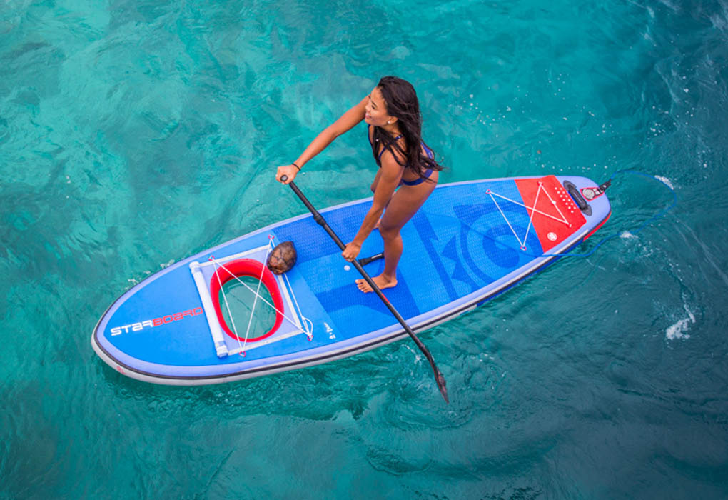 Starboard Vision Inflatable